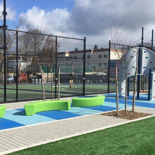 On the first day of Spring, NYC will reopen five parks after $24M in renovations