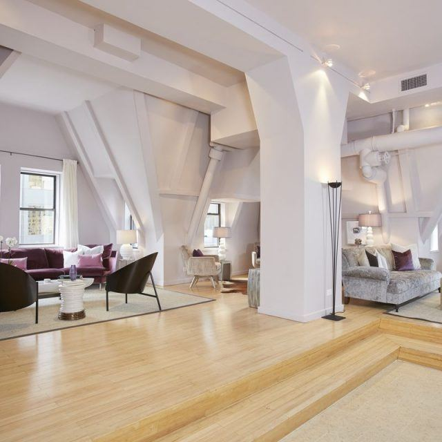 $2.7M FiDi penthouse occupies the former attic of one of NYC's earliest skyscrapers