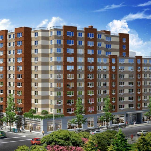 Live in a new mixed-use building in the Bronx's Mount Hope neighborhood from $368/month