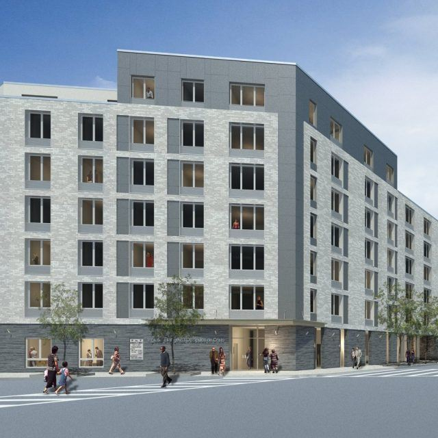 65 chances to live in a new South Bronx complex, from $860/month