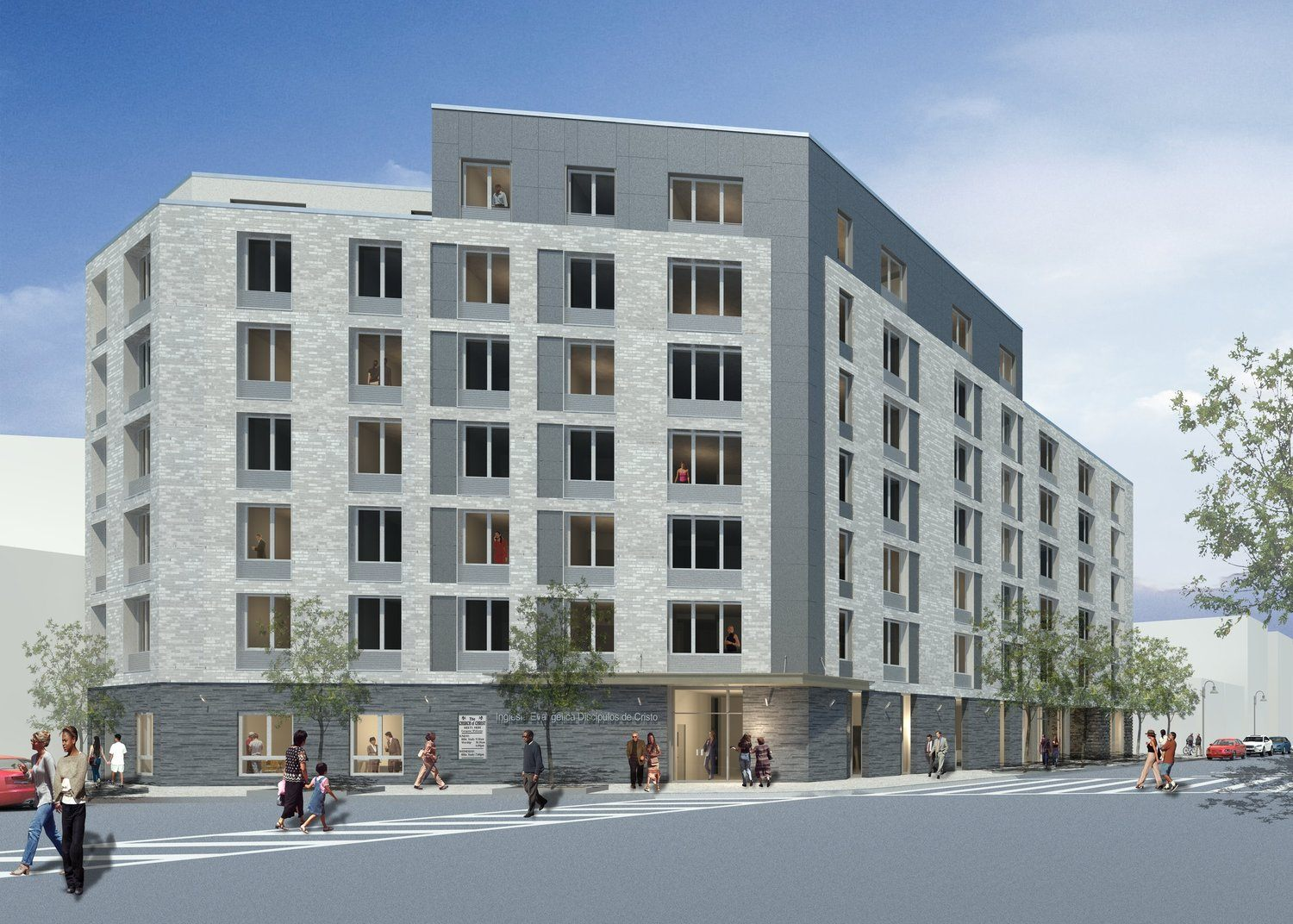 65 chances to live in a new south bronx complex from 860 for Affordable house