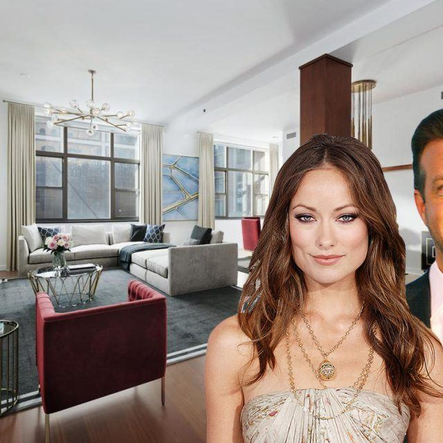 Rent Olivia Wilde and Jason Sudeikis' former Meatpacking love nest for $13.5K/month