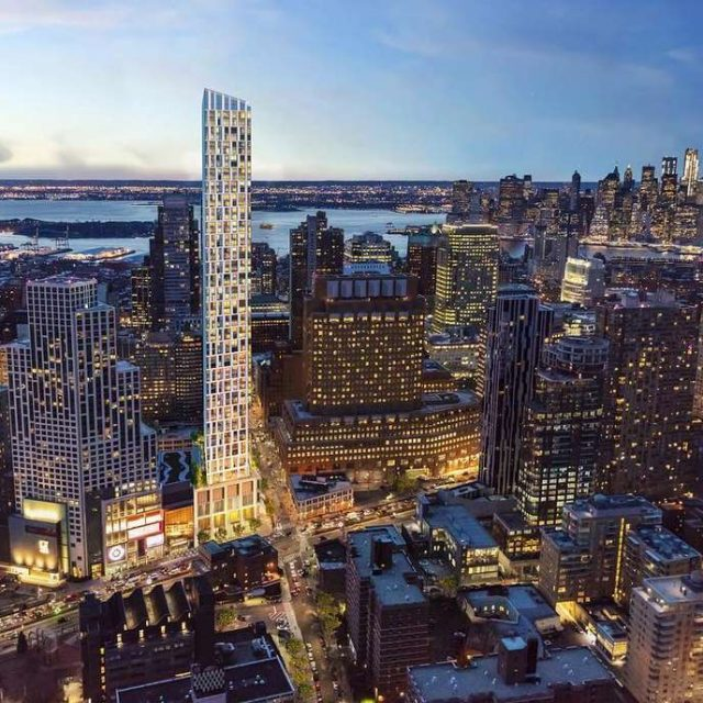 Extell launches sales at Brooklyn's current tallest tower, starting at $837K