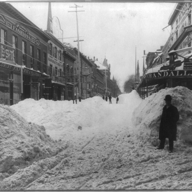The Blizzard of 1888: The biggest snowstorm to ever hit NYC