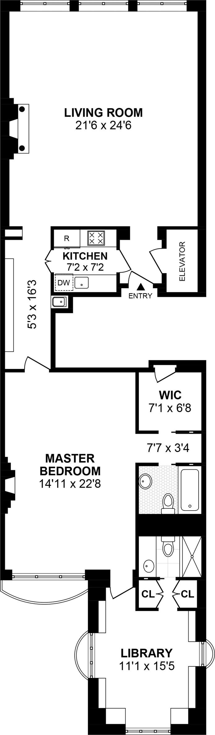 Francine Coffey, brown harris stevens, upper east side, co-op, parlor floor, 36 East 69th Street