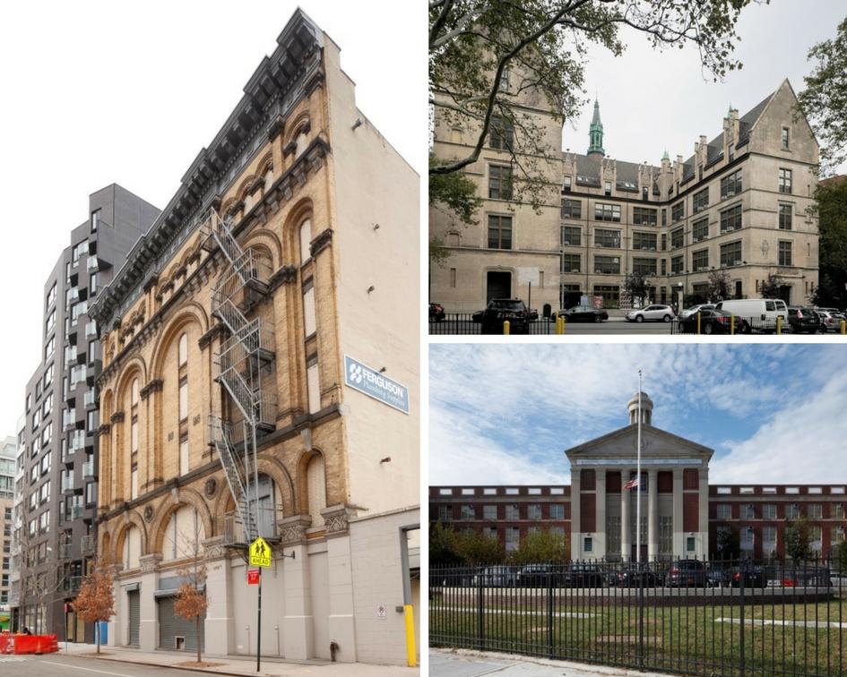 Three historic east harlem buildings designated as new for New york landmarks