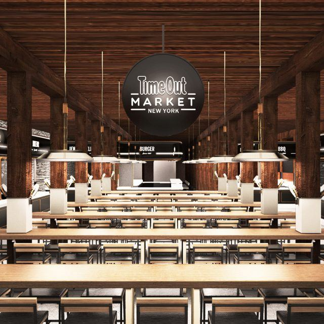 Full list of vendors revealed for Time Out's Dumbo food hall