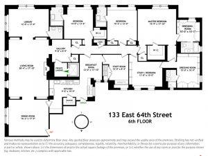 133 east 64th street, matt lauer, celebrities, cool listings