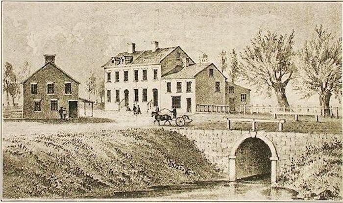 Broadway, broadway history, bridge at broadway, fran leadon