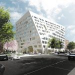 Daniel Libeskind, Sumner houses, affordable housing, senior housing, bed-stuy