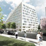 Daniel Libeskind, Sumner houses, affordable housing, senior housing, bed-stuy