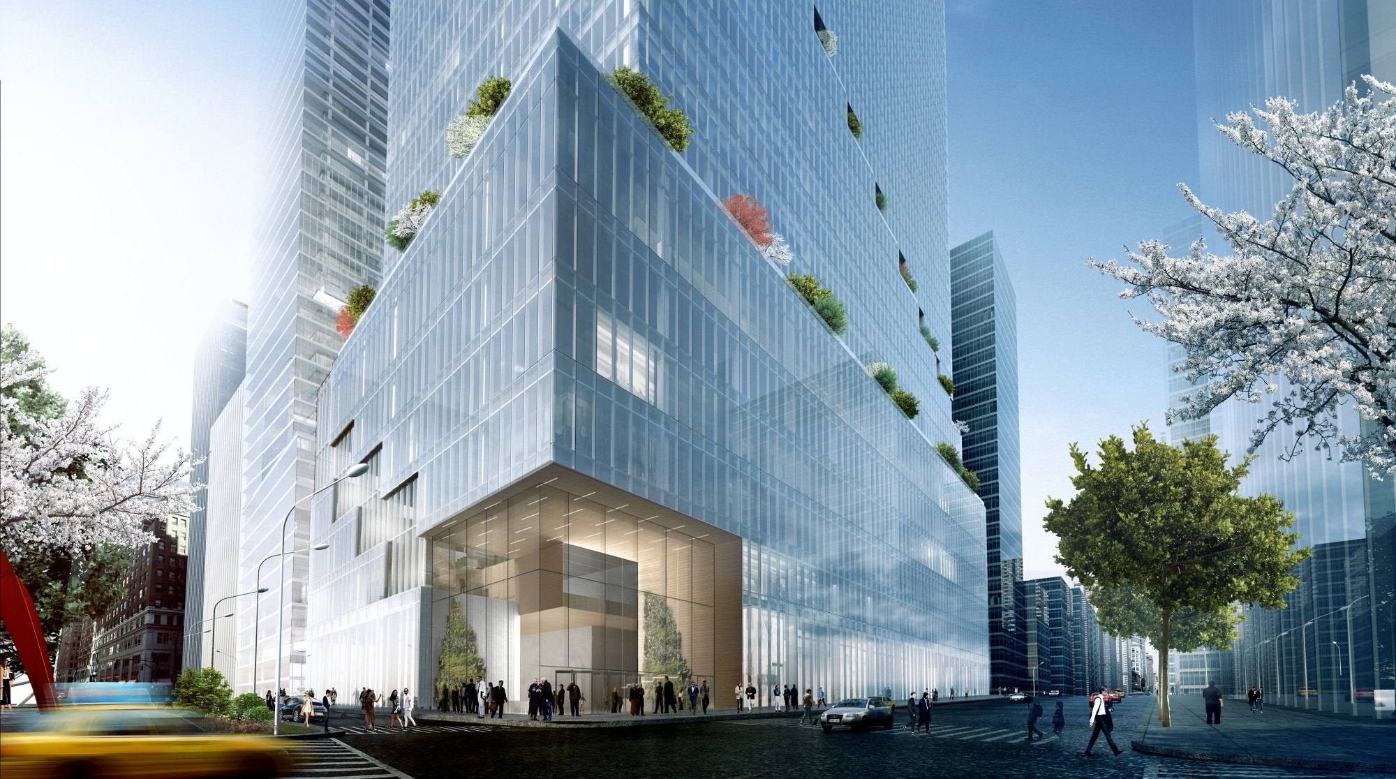 With Pfizer As An Anchor Tenant Construction On Bjarke