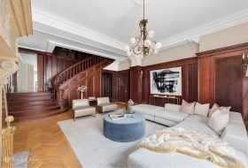 Park Slope, Tracy Mansion, 105 8th Avenue