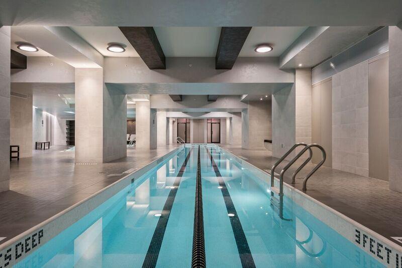 The 15 Best Gyms In Nyc Residential Buildings 6sqft