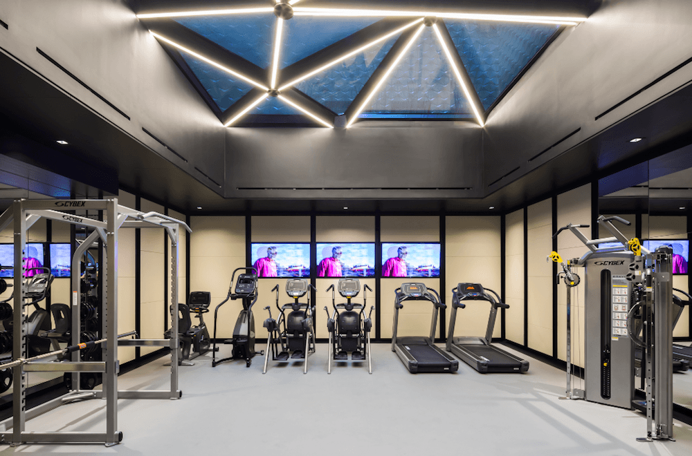 The 15 Best Gyms In Nyc Residential Buildings 6sqft