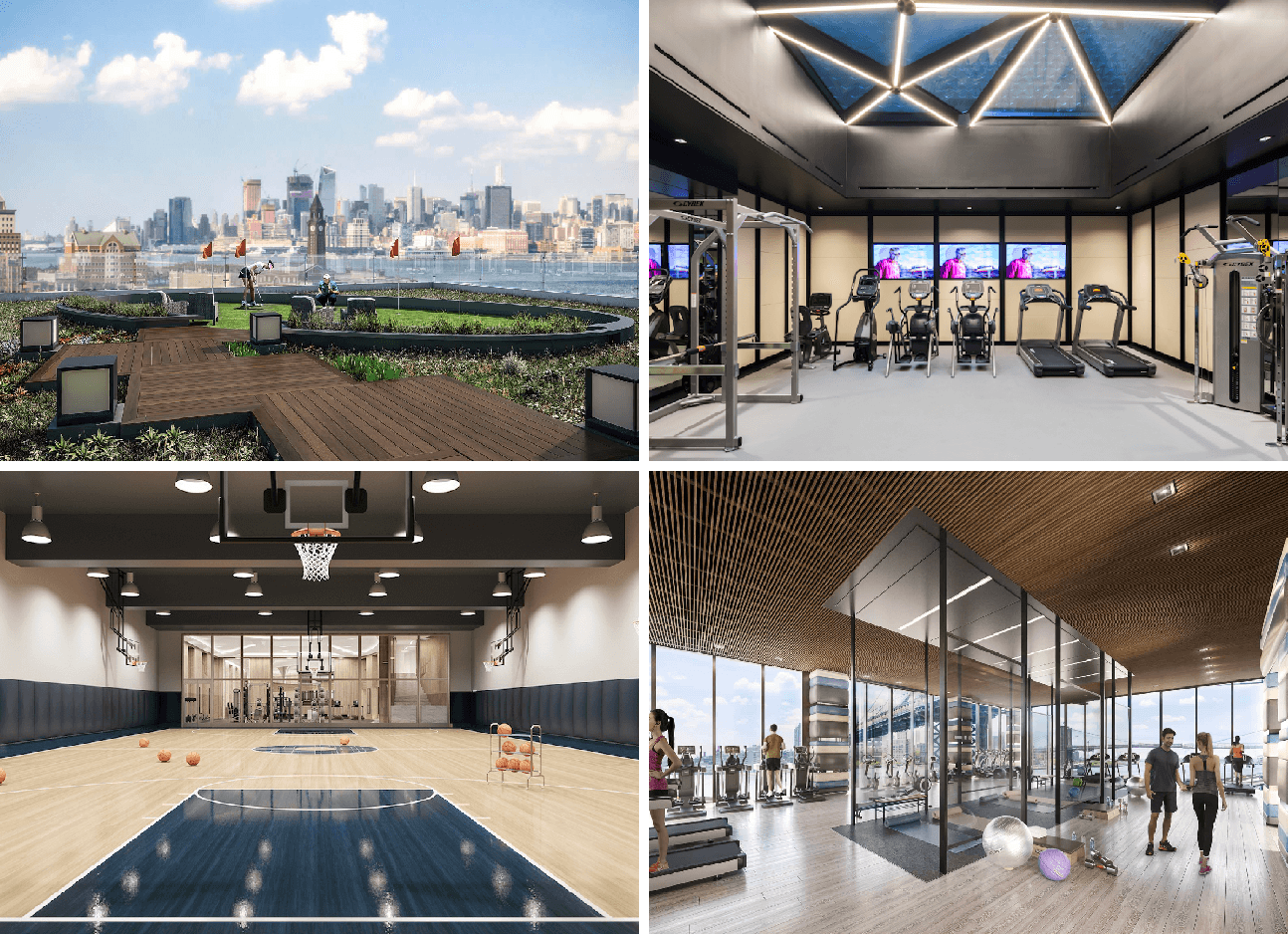 the 15 best gyms in nyc residential buildings 6sqft best gyms in nyc residential buildings