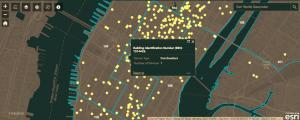 elevator map, DOB, elevator report, maps