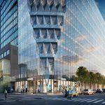 40 tenth avenue, solar carve, jeanne gang, gang studios, Aurora, high line, meatpacking, new developments, commercial developments, architecture