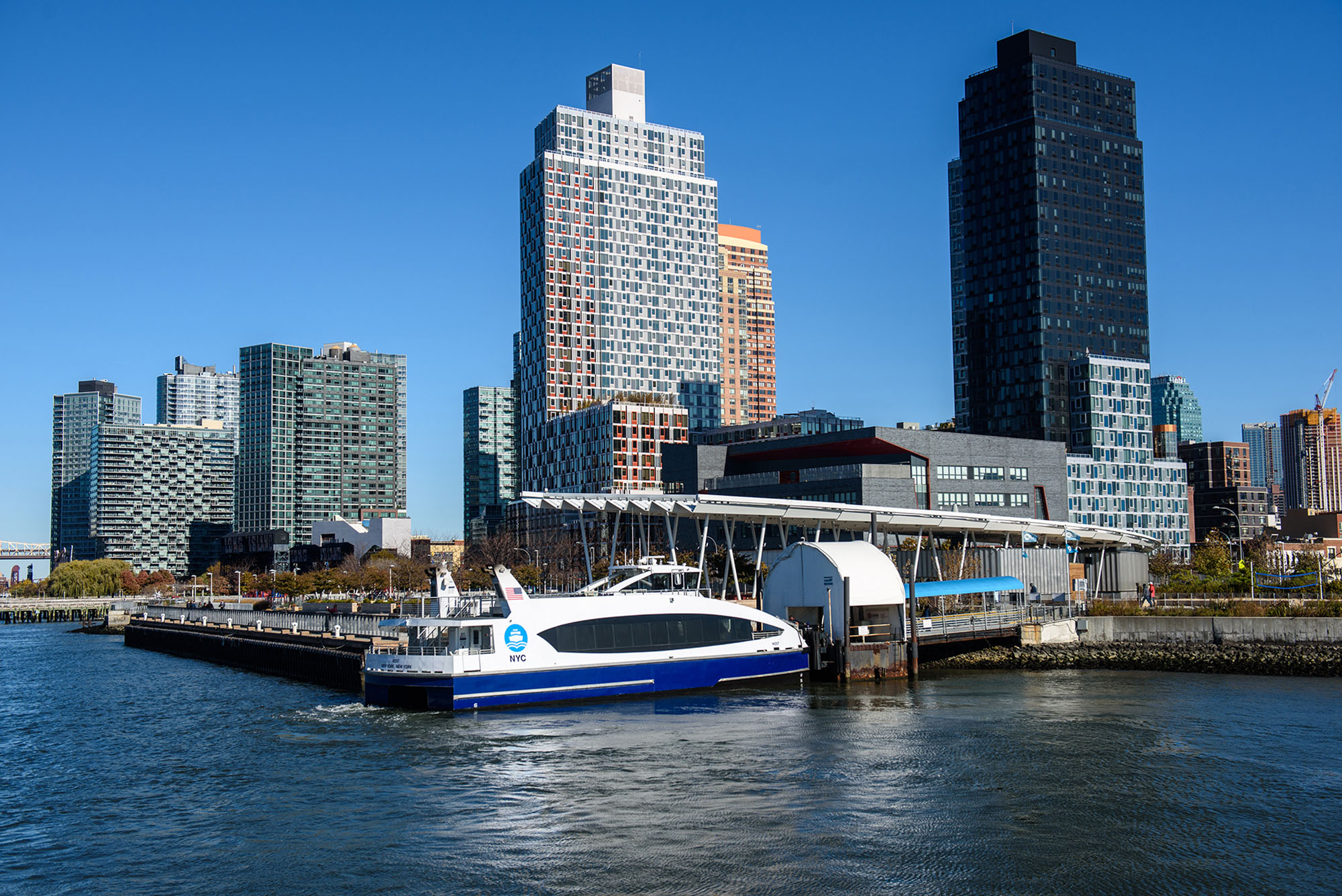 Why the NYC Ferry is the transit option New Yorkers agree on