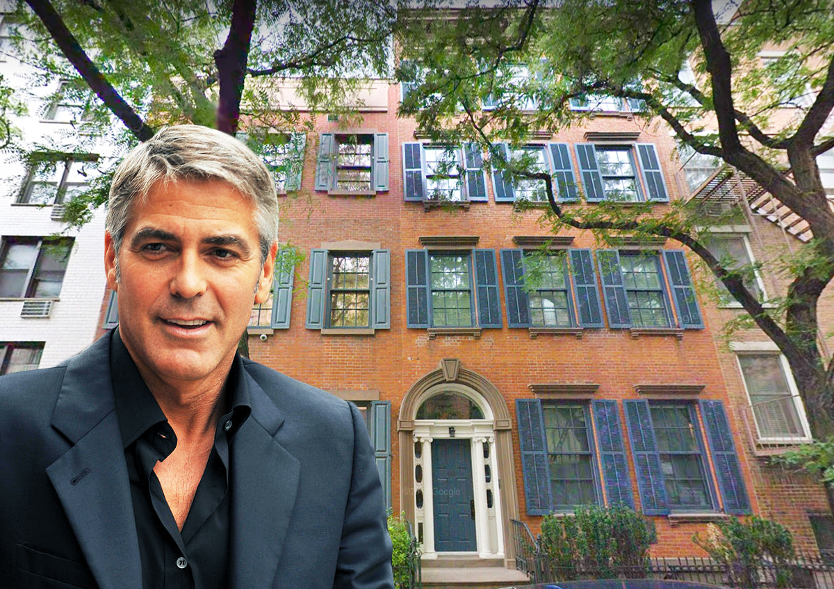 George and Amal Clooney's Soho rental is operating as an