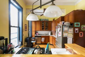 Jackie Cuscuna and Brian Smith, Boerum Hill brownstone, Ample Hills founders
