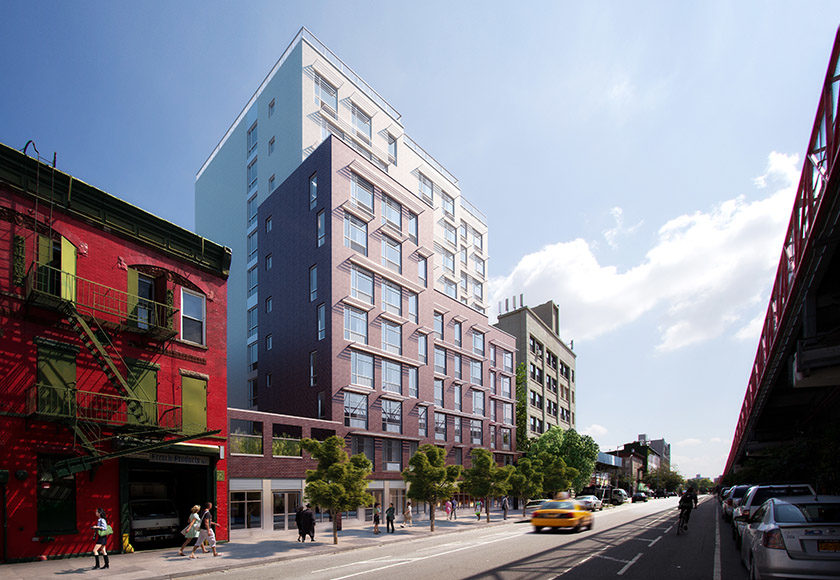 Live in the heart of hip Williamsburg, from $865/month