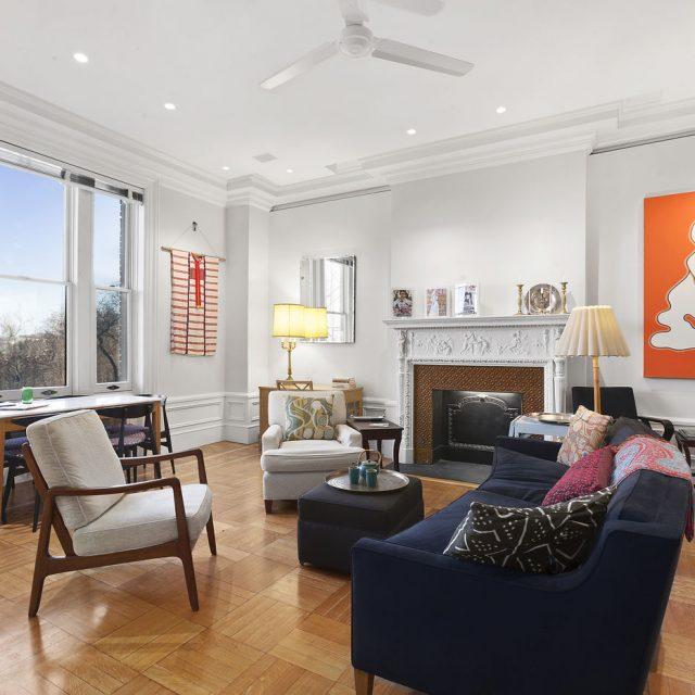Pre-war beauty in Riverside's 'Marvelous Mrs. Maisel' building asks $1.8M