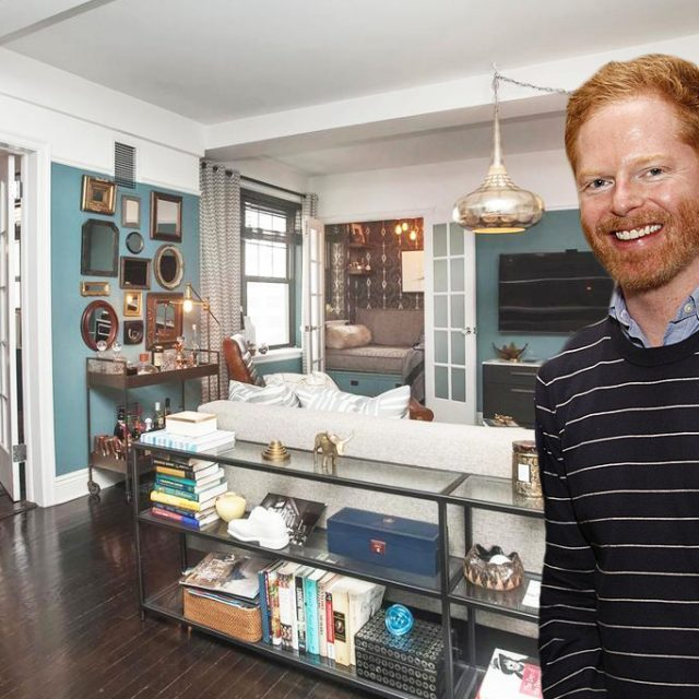 Jesse Tyler Ferguson's co-op in Gramercy Park hits the market for $1.5M