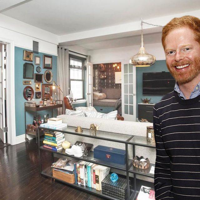 Jesse Tyler Ferguson's co-op in Gramercy Park hits the market for $1.5M