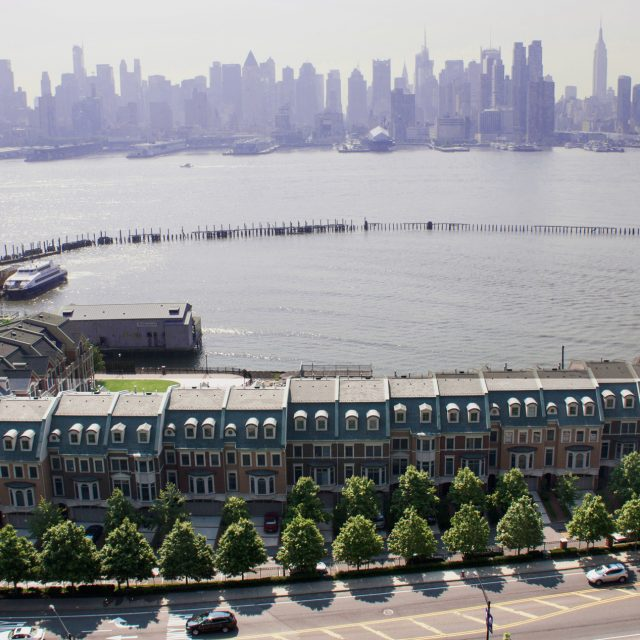 Why Weehawken? Short commutes and NYC skyline views along the waterfront