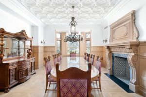 248 Central Park West, townhouses, cool listings, central park west, historic homes, mansions