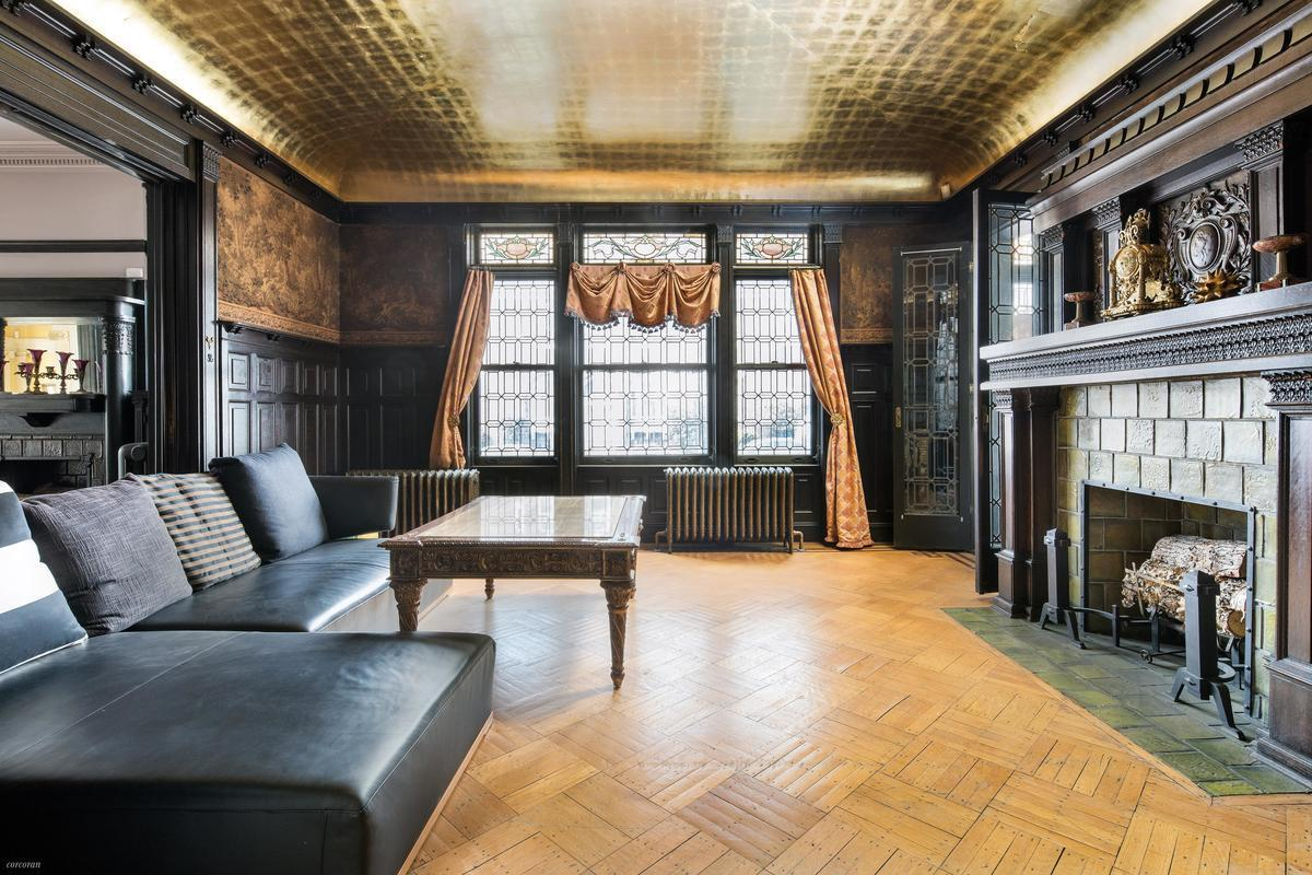 125 Maple Street, Axel Hedman, Prospect Lefferts Gardens, townhouses, cool listings