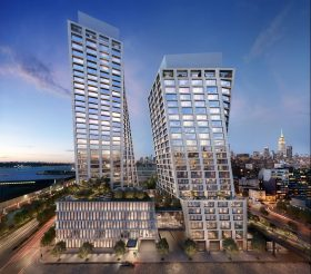 The Eleventh, The XI, Bjarke Ingels, HFZ Capital, 76 11th Avenue