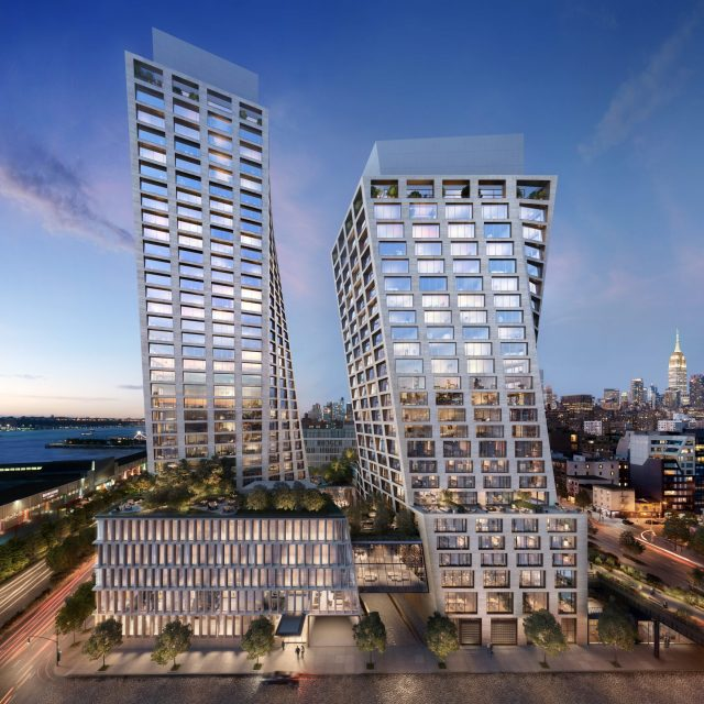 Bjarke Ingels reveals news renderings of twisting High Line condo ahead of May sales launch