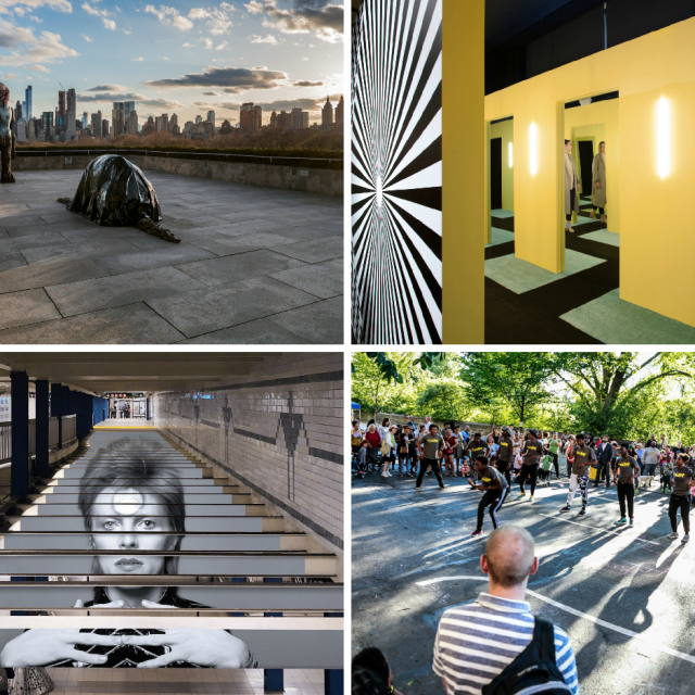 NYC's 10 best art exhibits and events this spring