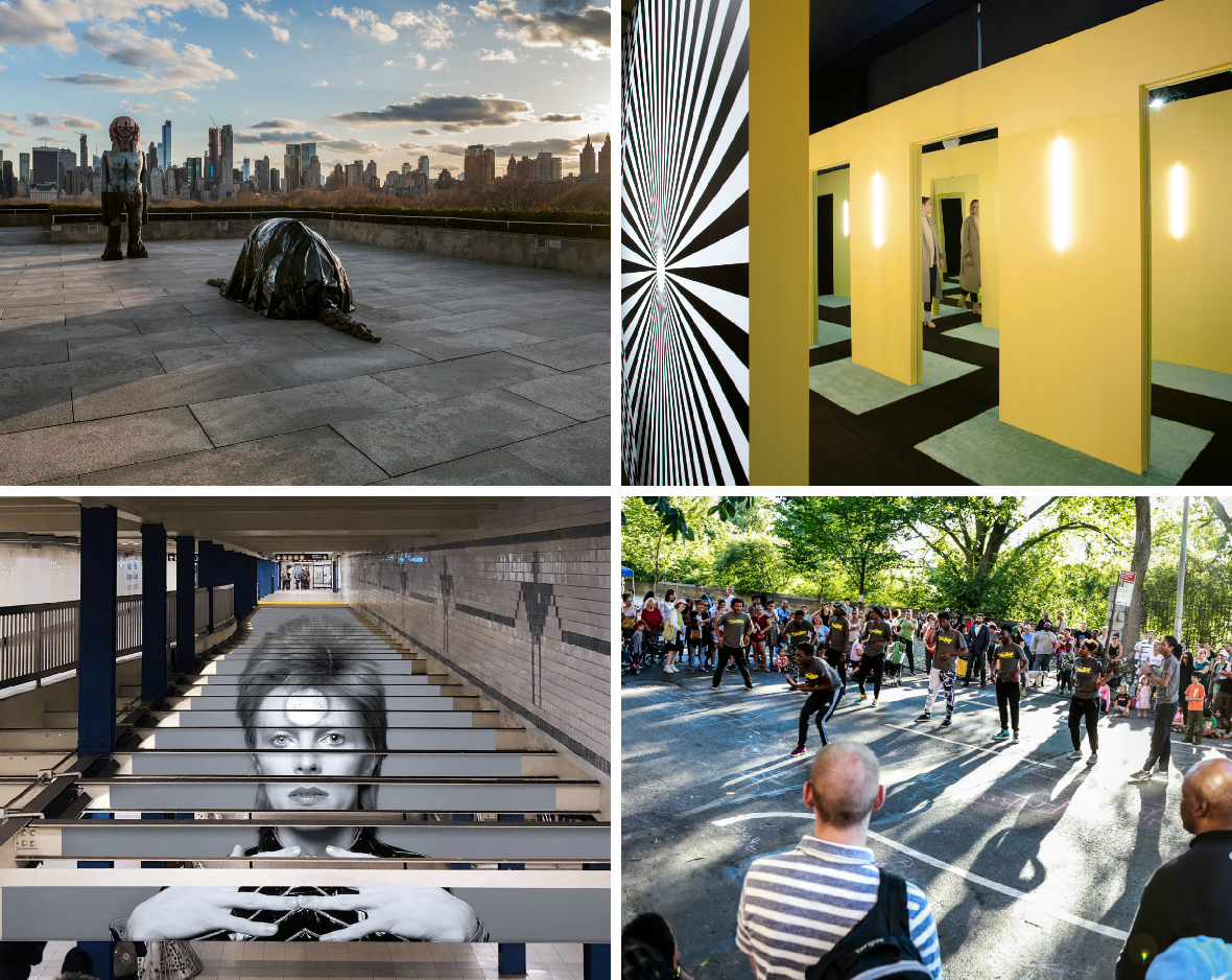 New York City Attractions, Festivals and Exhibitions