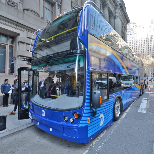 Double-decker buses are coming to NYC