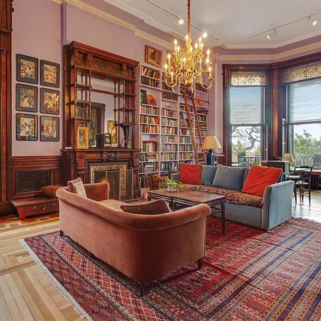 Brooklyn Heights co-op in a former mansion offers 'castle-like' grandeur for $1M