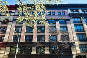 139 West 17th Street, cool listings, laetitia wolff, Harvey Tulcensky, lofts, chelsea, co-ops