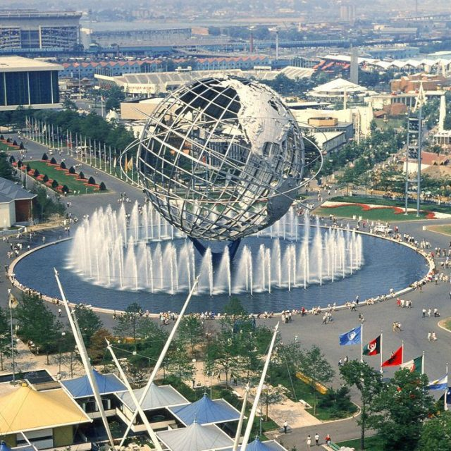 Uncover secrets of the World's Fair with free, monthly walking tours of Flushing Meadows-Corona Park