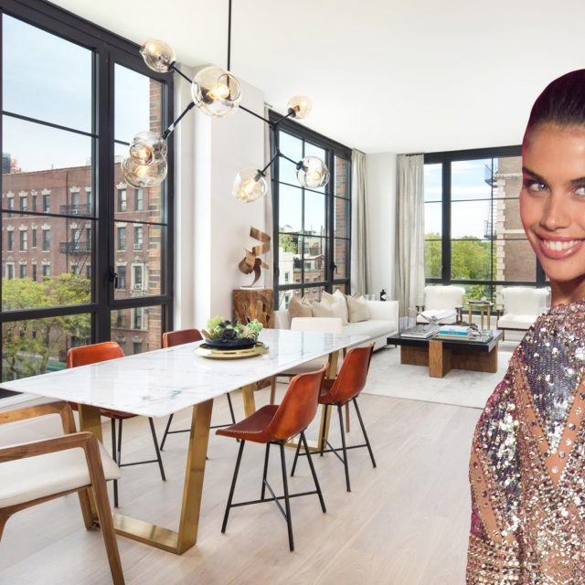 Victoria's Secret model Sara Sampaio scores a $3.5M pad in sexy new Steiner East Village condos