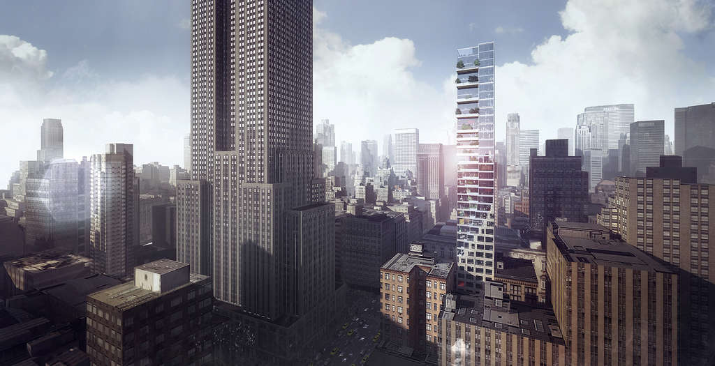 4 east 34th Street, 3xn, Caerus Group