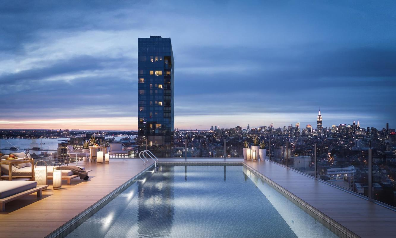 $40.5M penthouse at Renzo Piano\'s 565 Broome has a 20-foot-long ...