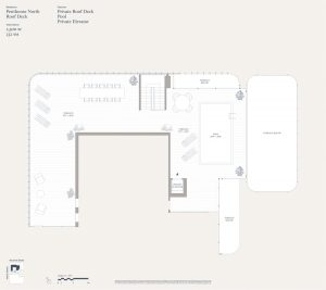 565 Broome Street, penthouses, cool listings, rooftop pools, renzo piano