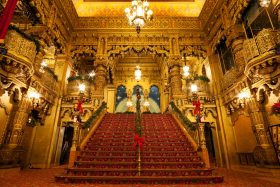 United Palace Theatre, Loew's 175th Street Theatre, Loew's Wonder Theatres, Washington Heights theater, Reverend Ike, United Palace of Cultural Arts, Thomas W. Lamb