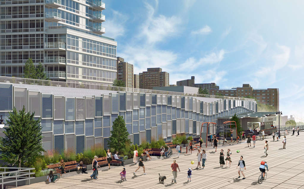 Coney Island Redevelopment Project