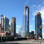 30 Hudson Yards, Hudson Yards construction