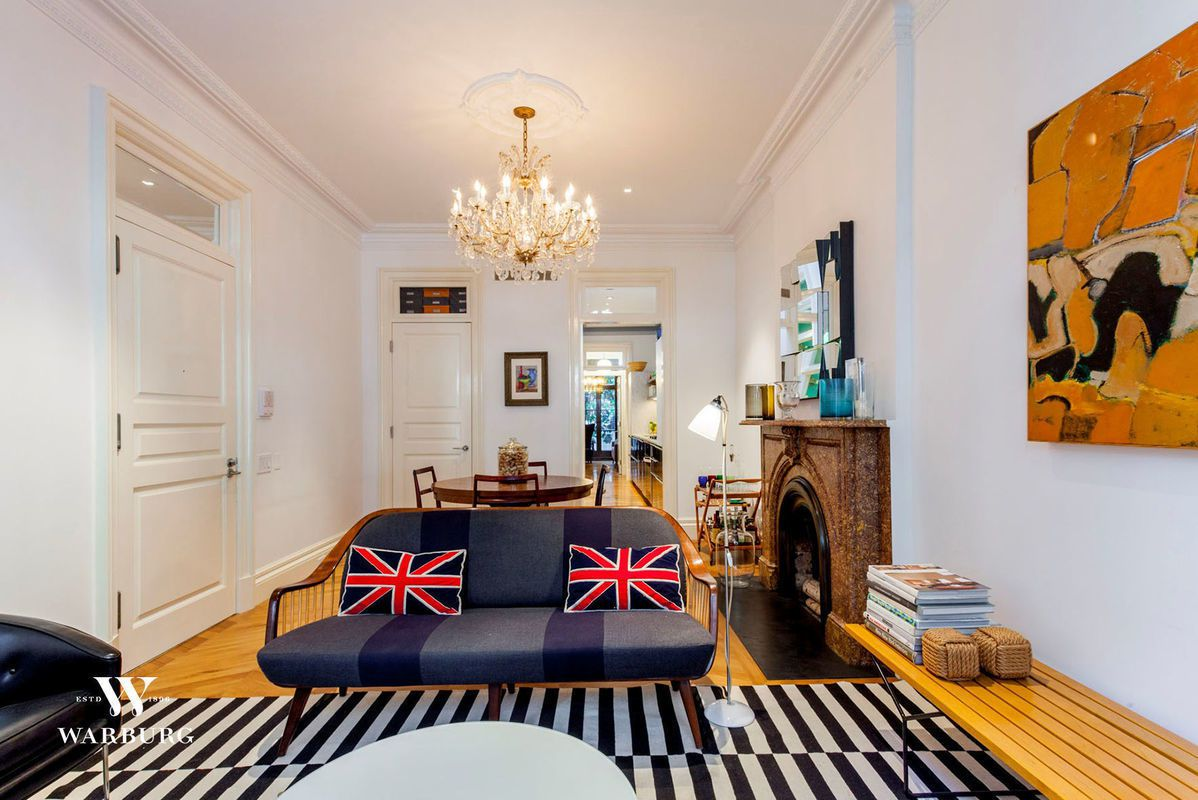 28 East 21st Street, Flatiron, cool listings, Richard Morris Hunt, historic homes, townhouses, co-ops