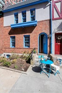 264 West 94th Street, cool listings, pomander walk, Upper West Side
