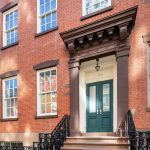 150 Waverly Place, Dan Abrams, celebrities, west village, mediaite, townhouses, historic homes